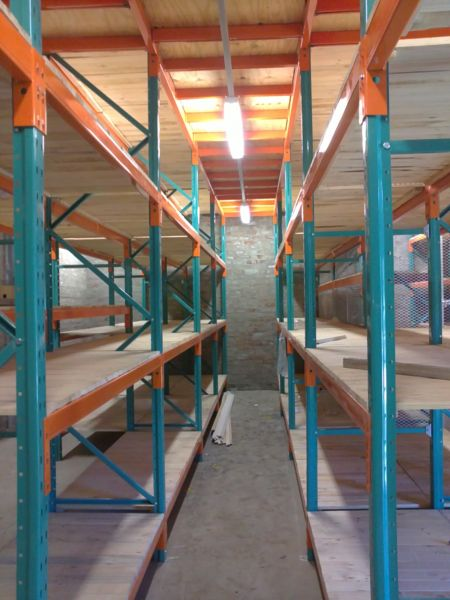 Pallet Racking First Storage Concepts Shelving